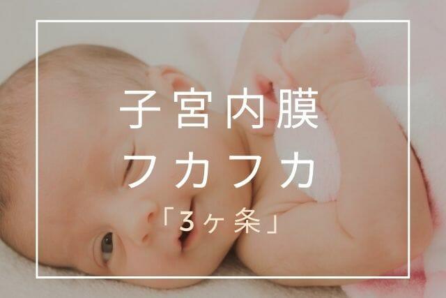妊娠と子宮内膜の関係【コラム・東京鍼灸】